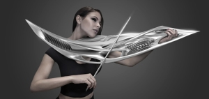 Piezoelectric-Violin