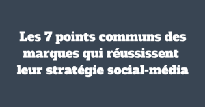 Strategie-Sociale