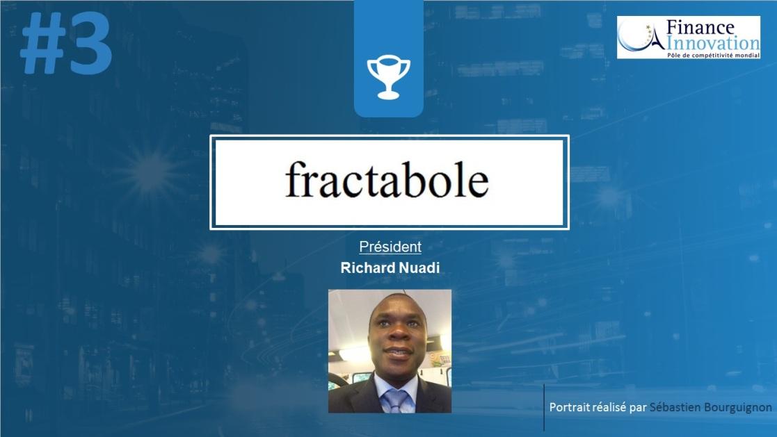 Portrait de startuper #3 - Fractabole - Richard Nuadi - par Sébastien Bourguignon
