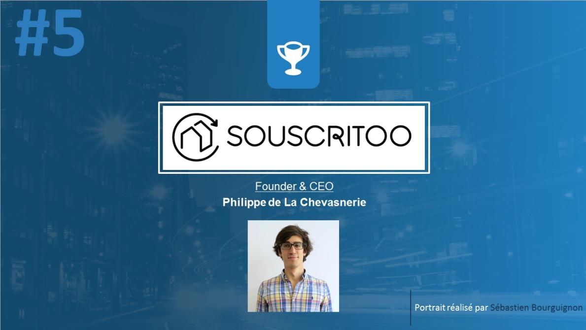 Portrait de startuper #5 - Souscritoo - Philippe de La Chevasnerie - par Sébastien Bourguignon